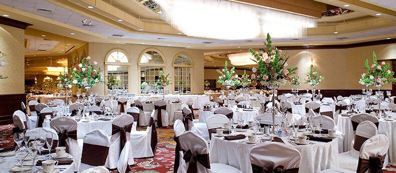 wedding restaurant venues
