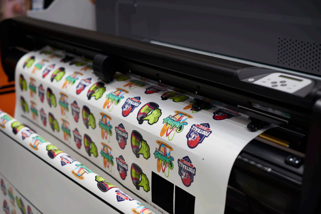 Decal Label Printing