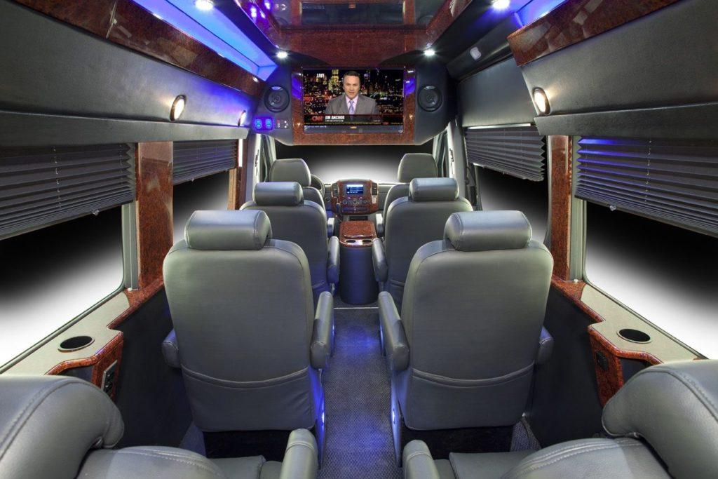 limo bus