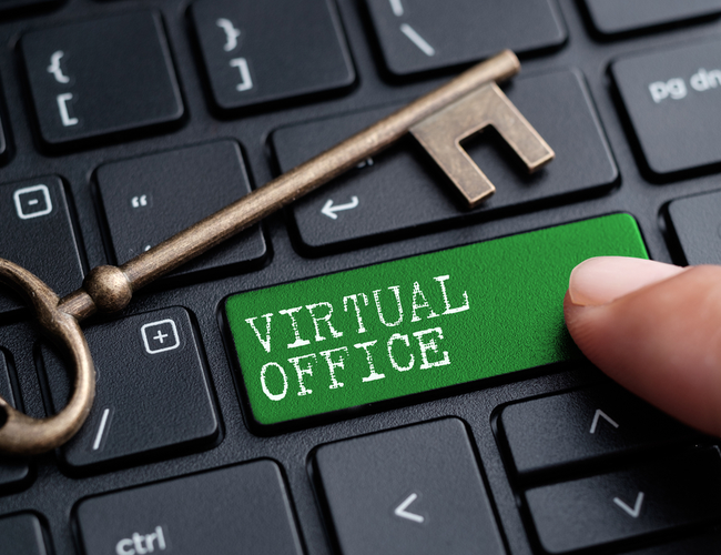 Virtual Office Company Address