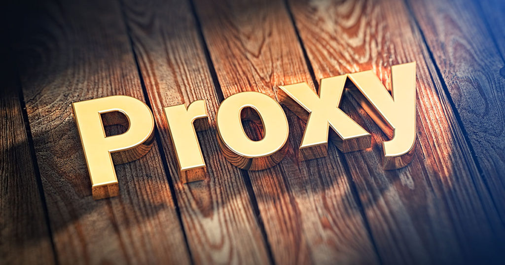private proxies